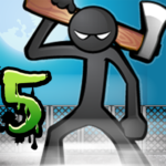 Anger of stick 5 zombie 1.1.8 APK MOD Unlimited Money Download