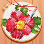 CROSS-STITCH COLORING BOOK 0.0.120 APK MOD Unlimited Money Download