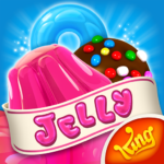 Candy Crush Jelly Saga APK MOD Unlimited Money Download