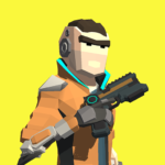 Cyber Royale Online PvP Action Shooter 1.3 APK MOD Unlimited Money Download