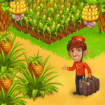 Farm Paradise Fun farm trade game at lost island 1.78 APK MOD Unlimited Money Download
