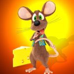 Talking Mike Mouse 8 APK MOD Unlimited Money Download