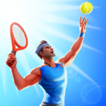 Tennis Clash 3D Free Multiplayer Sports Games 1.27.2 APK MOD Unlimited Money Download