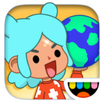 Toca Life World Build stories create your world 1.19.1 APK MOD Unlimited Money Download