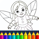 Coloring game for girls and women 14.3.4 APK MOD Unlimited Money Download