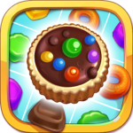 Cookie Mania – Match-3 Sweet Game 2.5.6 APK MOD Unlimited Money Download