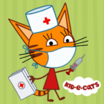 Kid-E-Cats Hospital for animals. Injections 1.0.2 APK MOD Unlimited Money Download