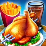 Cooking Express Star Restaurant Cooking Games 2.1.2 APK MOD Unlimited Money Download