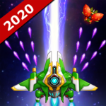 Galaxy Invader Space Shooting 2020 1.56 APK MOD Unlimited Money Download