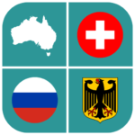 Geography Quiz – flags maps coats of arms 1.5.4 APK MOD Unlimited Money Download