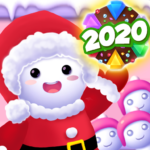 Ice Crush 2020 -A Jewels Puzzle Matching Adventure 3.2.0 APK MOD Unlimited Money Download