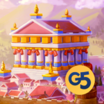 Jewels of Rome Match gems to restore the city 1.14.1402 MOD Unlimited Money Download