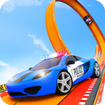 Police Ramp Car Stunts GT Racing Car Stunts Game 1.3.2 APK MOD Unlimited Money Download