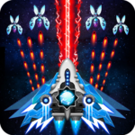 Space shooter – Galaxy attack – Galaxy shooter 1.431 APK MOD Unlimited Money Download