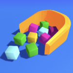 Collect Cubes 1.2.3 MOD Unlimited Money Download