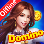Domino Offline ZIK GAME 1.3.0 MOD Unlimited Money Download