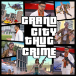 Grand City Thug Crime Gangster 2.15 MOD Unlimited Money Download