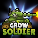 Grow Soldier – Idle Merge game 3.5.7 MOD Unlimited Money Download