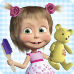 Masha and the Bear House Cleaning Games for Girls 1.9.25 MOD Unlimited Money Download
