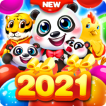 Bubble Shooter 5 Panda 1.0.33 MOD Unlimited Money Download