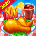 Cooking Dream Crazy Chef Restaurant Cooking Games 5.15.131 MOD Unlimited Money Download