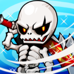 IDLE Death Knight – Auto Clicker AFK RPG Varies with device MOD Unlimited Money Download