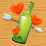 Spin the Bottle Kiss Chat and Flirt 2.1.1 MOD Unlimited Money Download