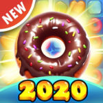 Sweet Cookie -2019 Puzzle Free Game 1.5.5 MOD Unlimited Money Download