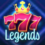 Best Casino Legends 777 Free Vegas Slots Game 1.90.0.01 MOD Unlimited Money Download