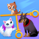 Kitten Rescue – Pin Pull 1.3 MOD Unlimited Money Download