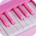Pink Piano 1.14 MOD Unlimited Money Download