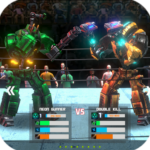 Real Robot Ring Boxing 2019 1.9 MOD Unlimited Money Download