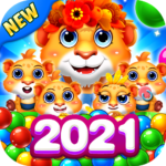 Bubble Shooter 2 Tiger 1.0.43 MOD Unlimited Money Download