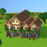 House Craft 3D – Idle Block Building Clicker 1.0.2 MOD Unlimited Money Download