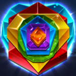 Magical Jewels of Kingdom Knights Match 3 Puzzle 1.1.5 MOD Unlimited Money Download