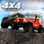 4×4 Mania SUV Racing 4.21.05 MOD Unlimited Money Download