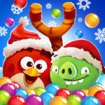Angry Birds POP Bubble Shooter 3.88.1 MOD Unlimited Money Download