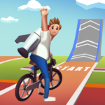 Bike Hop Crazy BMX Bike Jump 3D 1.0.59 MOD Unlimited Money Download