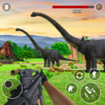 Dinosaurs Hunter Wild Jungle Animals Shooting Game 4.0 MOD Unlimited Money Download