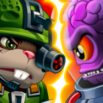 Hamsters PVP Fight for Freedom 1.20 MOD Unlimited Money Download