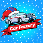 Idle Car Factory Car Builder Tycoon Games 2020 12.8 MOD Unlimited Money Download
