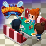 Idle Restaurant Tycoon – Build a restaurant empire 1.0.2 MOD Unlimited Money Download