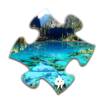Landscape Jigsaw puzzles 4In 1 1.9.17 MOD Unlimited Money Download