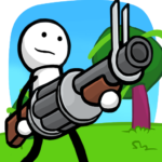 One Gun Stickman 1.96 MOD Unlimited Money Download