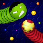 Snaky .io – Fun Multiplayer Slither Battle 5.3 MOD Unlimited Money Download