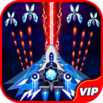 Space Shooter Alien vs Galaxy Attack Premium 1.478 MOD Unlimited Money Download