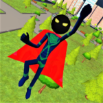 Stickman Superhero 1.4.5 MOD Unlimited Money Download