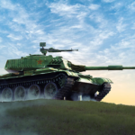 Tank Force Modern Military Games 4.62.1 MOD Unlimited Money Download