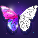 Tap Color Lite – Color by NumberPaint by Numbers 2.3.0 MOD Unlimited Money Download