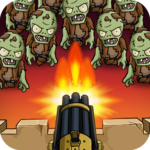 Zombie War Idle Defense Game 34 MOD Unlimited Money Download